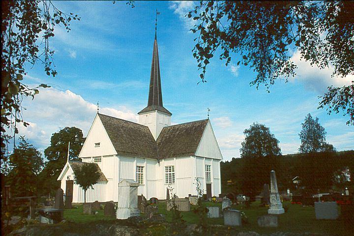 Eidskog kirke - Info-A-Z - Kirchen in Norwegen / kirker i